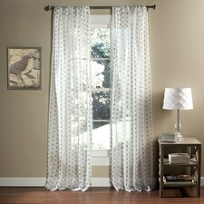 Polka Dot Curtain Panels (Set of 2)