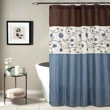 Royal Garden Shower Curtain