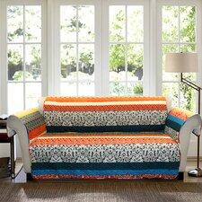 Boho Stripe Sofa Furniture Protector