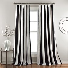 Wilbur Curtain Panels (Set of 2)