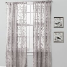Anya Window Curtain Panel (Set of 2)
