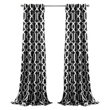 Edward Curtain Panel (Set of 2)