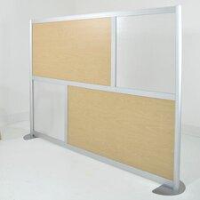 "53"" x 76"" Modern Room Divider"