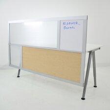 6' Privacy & Modesty Desk Divider