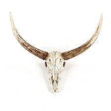 Bull Skull Wall Décor