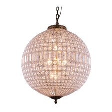Olivia 5 Light Globe Pendant