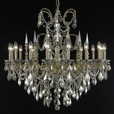 Athena 16 Light  Chandelier