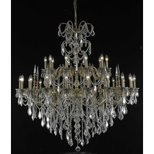 Athena 30 Light  Chandelier