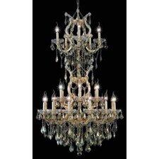 Maria Theresa 25 Light Chandelier