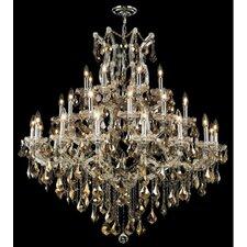 Maria Theresa 37 Light  Chandelier