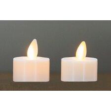 2 Piece Mystique Flameless Candle Set (Set of 2)