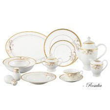 57 Piece Dinnerware Set