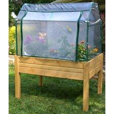 Eden Medium Raised Mini Greenhouse