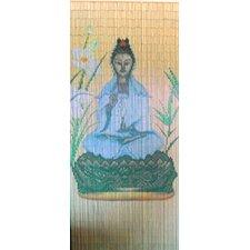 Quan Yin Single Curtain Panel