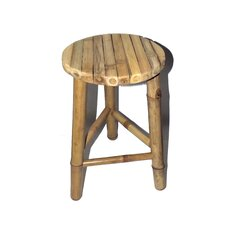 Bamboo Small Stool
