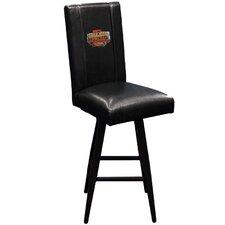"ESPN 30"" Swivel Bar Stool with Cushion"