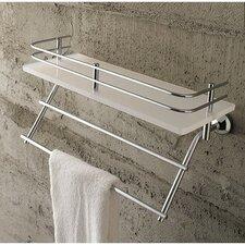 "Riviera 12.99"" x 6.7"" Bathroom Shelf"