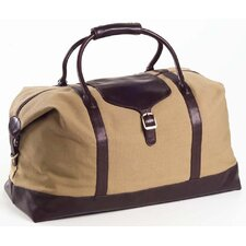 "Canvas 21"" Travel Duffel"
