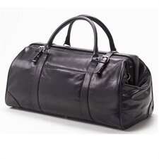 "Tuscan Doctor's 20"" Leather Travel Duffel"