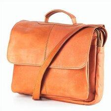 Colored Vachetta Messenger Bag