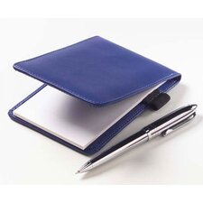 Colored Leather Junior Note Jotter
