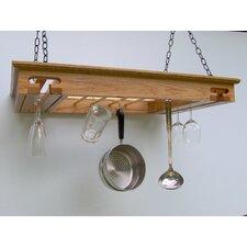 Wine Glass Hanging Pot Rack