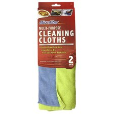 Microfiber Cleaning Cloth (Set of 2)