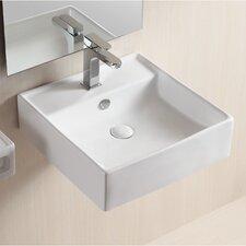 Ceramica II Wall Mounted / Vessel Bathroom Sink