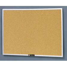 800 Series Wall Mounted Bulletin Board