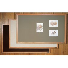 700 Series Wall Mounted Bulletin Board, 2' H x 3' W