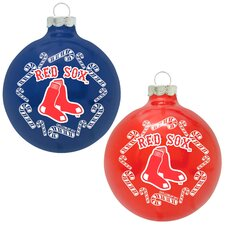 MLB Home and Away Ornament (Set of 2)
