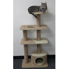 "52"" Multi-Level Cat Tree"