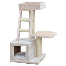 "38"" Playhouse Cat Tree"