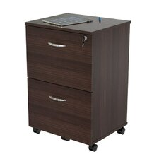 Uffici 2-Drawer Mobile Vertical File