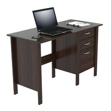Writing Desk with 3 Drawers