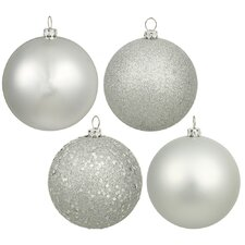 Ball Assorted Christmas Ornament (Set of 12)