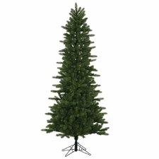 12' Kennedy Fir Slim Christmas Tree with Stand