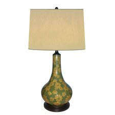 """Daisy 31"""" H Table Lamp with Drum Shade"""