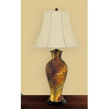 Elegance Table Lamp with Bell Shade