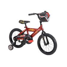 "Disney Cars 16"" Balance Bike"