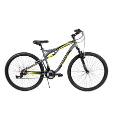 "Tocoa Men's 27.5"" Dual Suspension Mountain Bike"