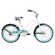 "Good Vibrations 20"" Cruiser Bike"