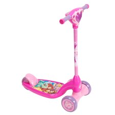 Disney Princess Lights and Sounds 3-Wheel Scooter