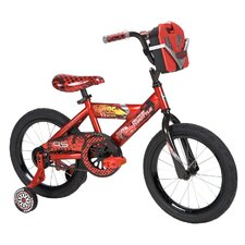 "Boy's 16"" Disney Cars Road Bike"