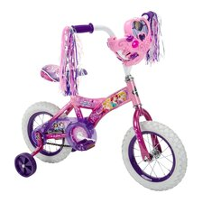 "Girl's 12"" Disney Princess Balance Bike"