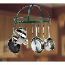 Classicor Series Wrought-Iron Semicircle Pot Rack