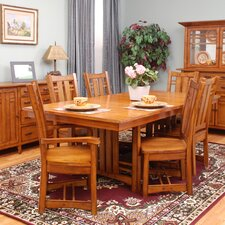 Arts and Crafts Bungalow Trestle Dining Table Top