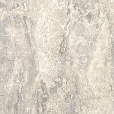 "DuraCeramic Roman Elegance 16"" x 16"" x 4.06mm Luxury Vinyl Tile in Light Greige"