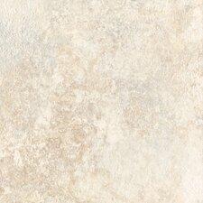 "DuraCeramic Rapolano 16"" x 16"" x 4.06mm Luxury Vinyl Tile in Taffeta White"