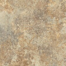 "DuraCeramic Rapolano 16"" x 16"" x 4.06mm Luxury Vinyl Tile in Desert Chimney"